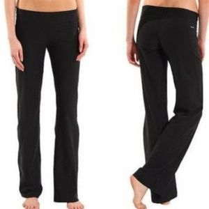 Adidas Climalite Black Yoga Pants Medium